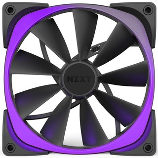 FAN COOLER NZXT AER RGB 120MM B1 22 DBA 1500 RPM 52.4 CFM en internet
