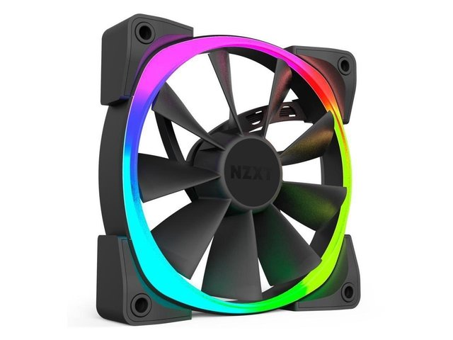 FAN COOLER NZXT AER RGB 120MM TRIPLE PACK T1 3X FAN 120 GTIA
