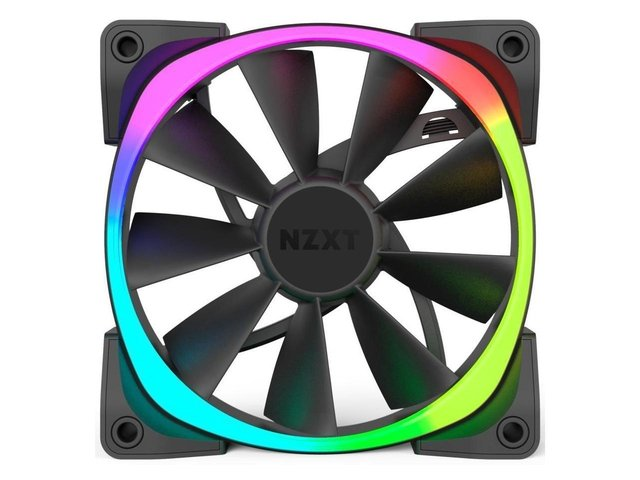 FAN COOLER NZXT AER RGB 120MM TRIPLE PACK T1 3X FAN 120 GTIA - Exxa Store