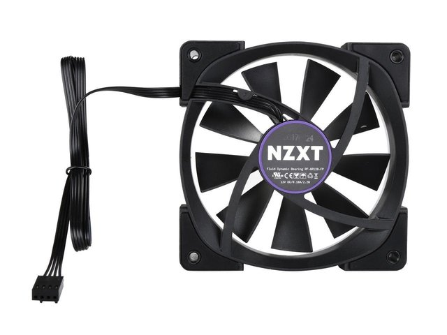 FAN COOLER NZXT AER RGB 120MM TRIPLE PACK T1 3X FAN 120 GTIA - comprar online