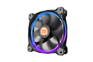 Imagen de FAN COOLER THERMAL RIING 14 LED RADIATOR FAN 256 GTIA 12M