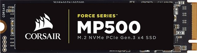 DISCO RIGIDO SOLIDO SSD CORSAIR FORCE MP500 M.2 120GB - comprar online