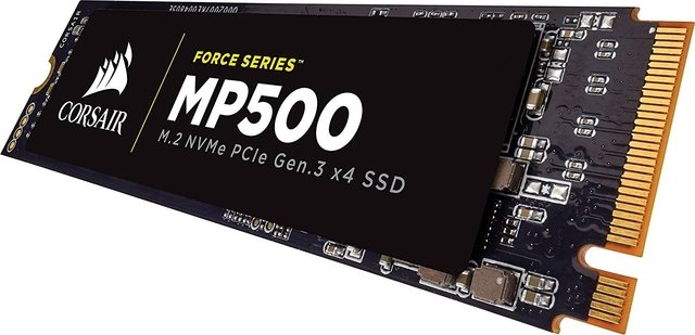 DISCO RIGIDO SOLIDO SSD CORSAIR FORCE MP500 M.2 120GB en internet