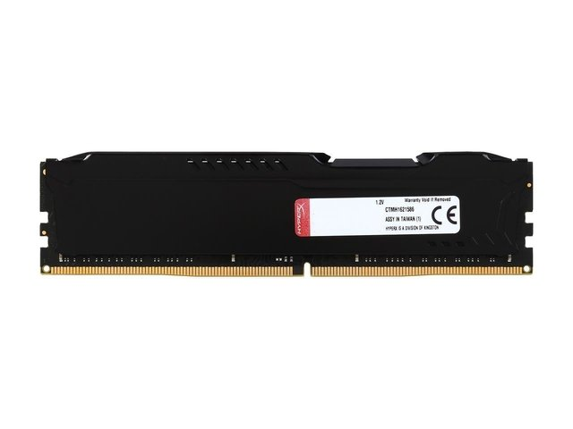 MEMORIA KINGSTON HYPERX FURY DDR4 8G 2133 MHZ (HX421C14FB/8) - Exxa Store