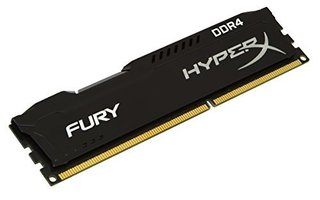 MEMORIA KINGSTON HYPERX FURY DDR4 8G 2133 MHZ (HX421C14FB/8) - comprar online
