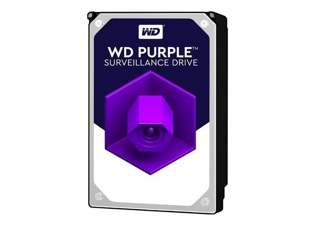DISCO RIGIDO 1TB 5400 SATA3 WD PURPLE SURVEILLANCE 64MB en internet