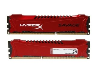 MEMORIA KINGSTON HYPERX SAVAGE DDR3 16GB 2133 MHZ 2X8 en internet