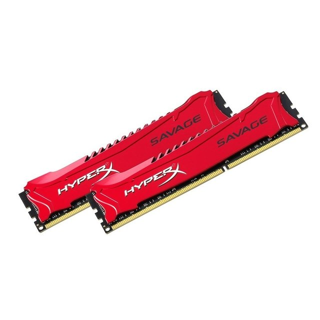 MEMORIA KINGSTON HYPERX SAVAGE DDR3 16GB 2133 MHZ 2X8 - comprar online