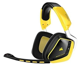 AURICULARES CORSAIR VOID RGB WIR DOLBY 7.1 YELLOWJACKET S.E.