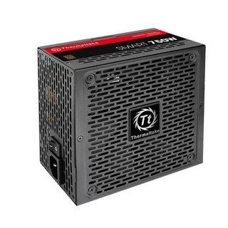 FUENTE PC THERMALTAKE SMART 750W PSU 80 PLUS - tienda online