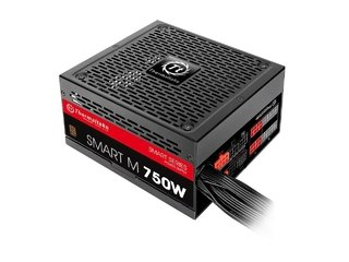 FUENTE PC THERMALTAKE SMART M750W PSU 80 PLUS - tienda online