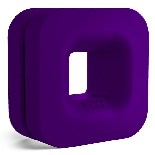 PUCK CABLE MANAGEMENT ACCESSORY NZXT PURPLE