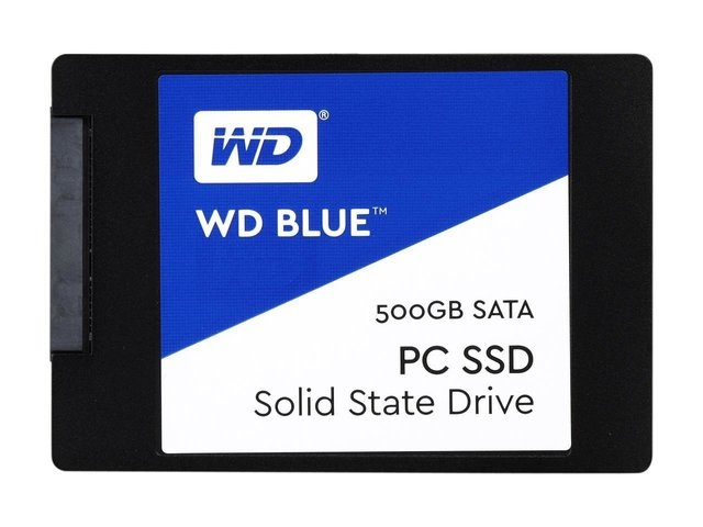 DISCO SOLIDO SSD 500GB WD BLUE SATA III INTERNAL en internet