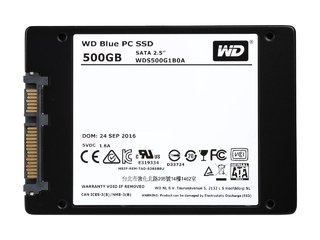 DISCO SOLIDO SSD 500GB WD BLUE SATA III INTERNAL - tienda online