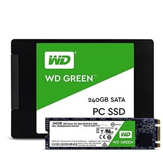 DISCO RIGIDO SOLIDO SSD M.2 240GB WD GREEN SATA III INTERNAL en internet
