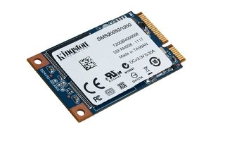 DISCO RIGIDO SOLIDO SSD KINGSTON S200 MINI MSATA 120G - Exxa Store