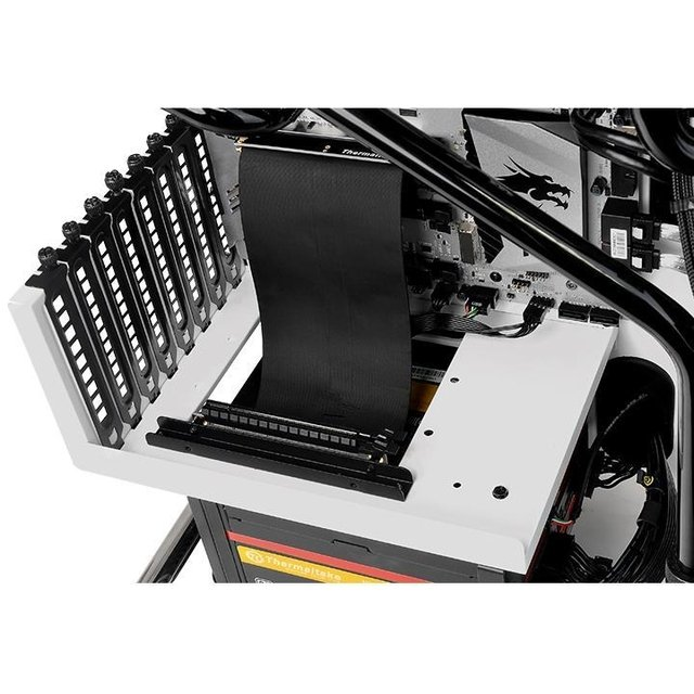 CABLE RISER THERMALTAKE PCI-E 3.0 GAMING 200MM - tienda online