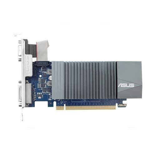 PLACA DE VIDEO ASUS GFORCE GT 710 2GB GDDR5 GFSL-2GD5 - comprar online