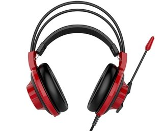 AURICULARES MSI DS501 MICROFONO GAMER HEADSET - tienda online