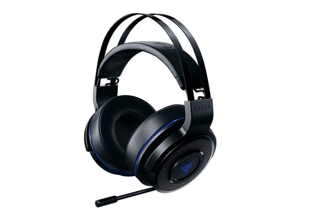 AURICULARES RAZER THRESHER 7.1 WIRELESS PC Y PS4 MICROFONO