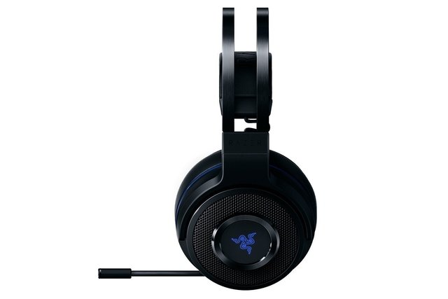 AURICULARES RAZER THRESHER 7.1 WIRELESS PC Y PS4 MICROFONO en internet