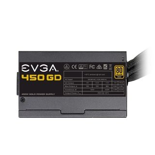 FUENTE PC EVGA 450W GD 80 PLUS - Exxa Store