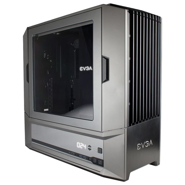 Imagen de GABINETE EVGA DG-87 FULL TOWER FAN COOLER X6