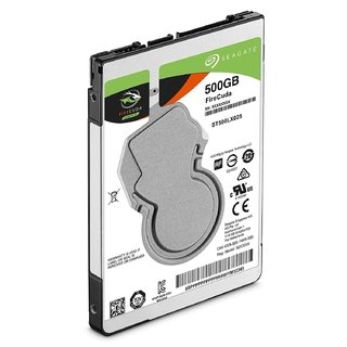 DISCO RIGIDO 500GB SATA SEAGATE FIRECUDA NOTEBOOK en internet