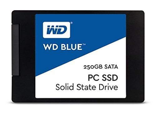 DISCO RIGIDO SSD 250GB WD BLUE SATA III INTERNAL
