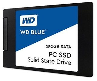 DISCO RIGIDO SSD 250GB WD BLUE SATA III INTERNAL en internet
