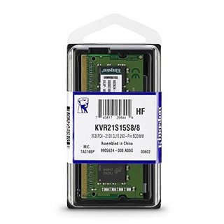 MEMORIA KINGSTON SODIMM 8GB DDR4 2133 MHZ CL15 - Exxa Store