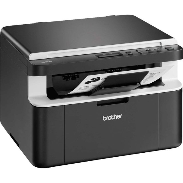 IMPRESORA MULTIFUNCION LASER BROTHER DCP-1617NW RED WIFI