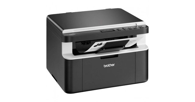 IMPRESORA MULTIFUNCION LASER BROTHER DCP-1617NW RED WIFI - Exxa Store