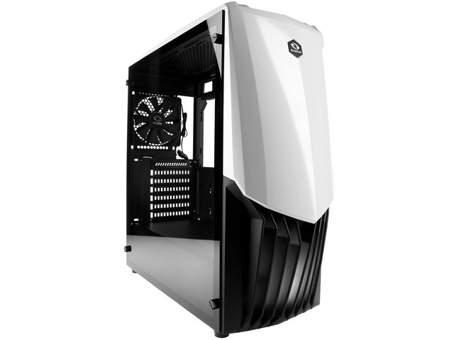 GABINETE RAIDMAX GAMA A18 BLANCO FAN 120MM MIDTOWER