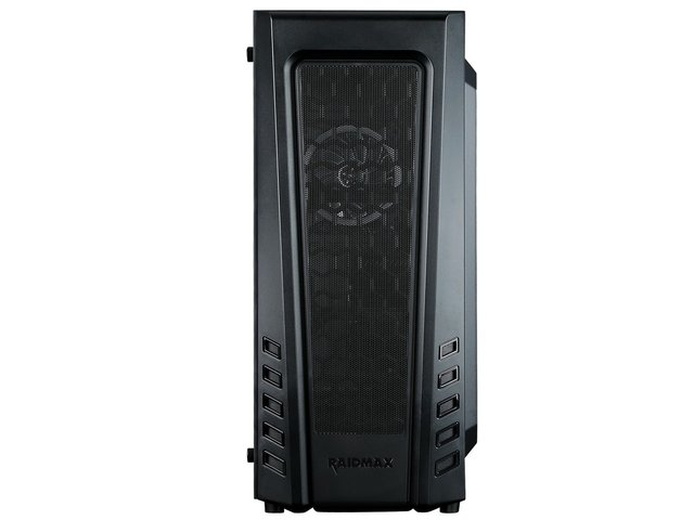 GABINETE RAIDMAX ZETA B04 NEGRO FAN 120MM MIDTOWER en internet