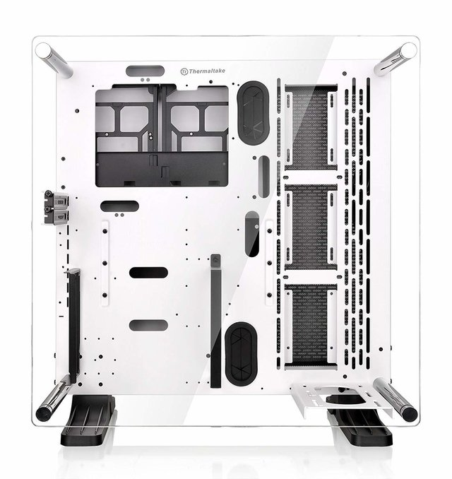 GABINETE THERMALTAKE CORE P3 SNOW EDITION MIDTOWER - tienda online