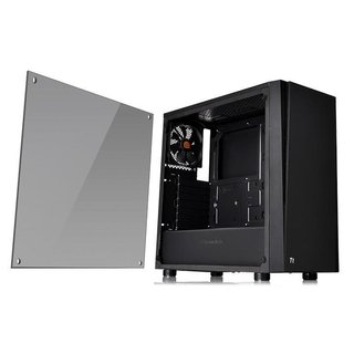 GABINETE THERMALTAKE VERSA J21 BLACK MIDTOWER FAN 120MM en internet