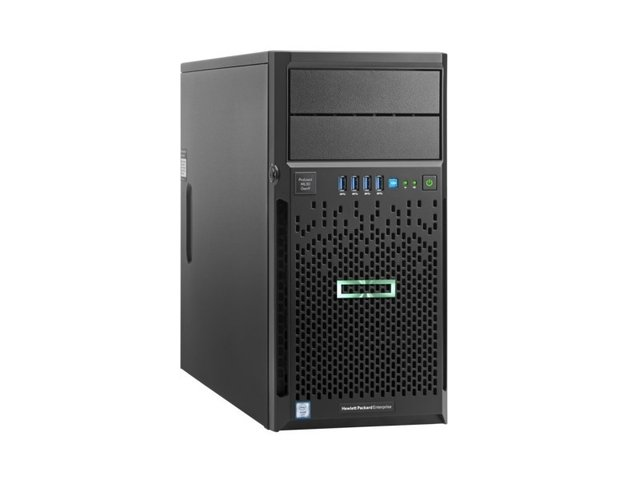 SERVIDOR HPE PROLIANT ML30 GEN9 E3 1220V6 X1 8GB TOWER - comprar online