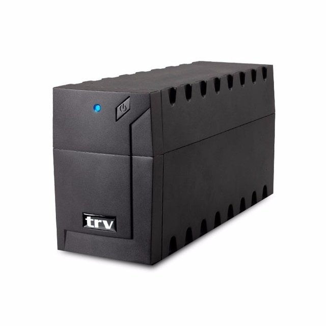 UPS ESTABILIZADOR TENSION TRV NEO 850 4x220V+ USB +SOFT