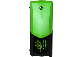 GABINETE RAIDMAX GAMA A18 VERDE FAN 120MM MIDTOWER en internet