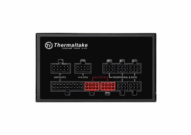 FUENTE PC THERMALTAKE SMART PRO RGB 750W BRONZE FULL MODULAR - Exxa Store