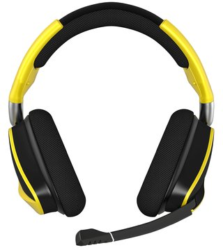 AURICULARES CORSAIR VOID PRO RGB SE WIR DOLBY 7.1 YELLOW - Exxa Store