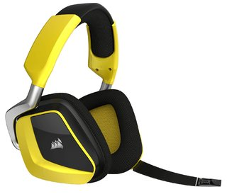 AURICULARES CORSAIR VOID PRO RGB SE WIR DOLBY 7.1 YELLOW en internet