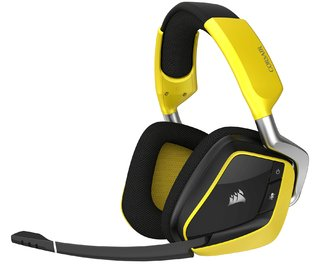 AURICULARES CORSAIR VOID PRO RGB SE WIR DOLBY 7.1 YELLOW