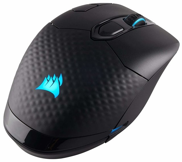 MOUSE CORSAIR DARK CORE RGB SE 16000 DPI WIRELESS - tienda online