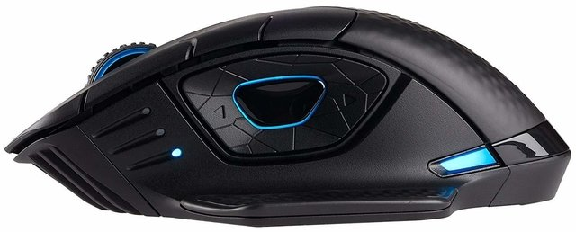 MOUSE CORSAIR DARK CORE RGB SE 16000 DPI WIRELESS en internet