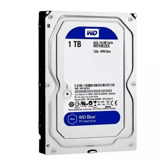 DISCO RIGIDO HDD WD 1 TB SATA3 BLUE RECERTIFIED 7200RPM 3.5