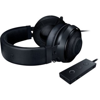 AURICULAR RAZER KRAKEN TOURNAMENT EDITION WIRED BLACK C/MIC - comprar online