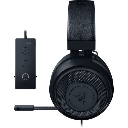 AURICULAR RAZER KRAKEN TOURNAMENT EDITION WIRED BLACK C/MIC en internet