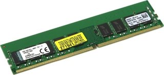MEMORIA KINGSTON 8GB DDR4 2400MHZ VALUE BOX CL17 - Exxa Store